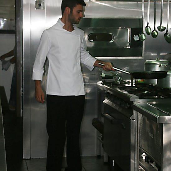 Jaleca Cozinheiro